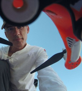 DJI Drone and GoPro Camera
