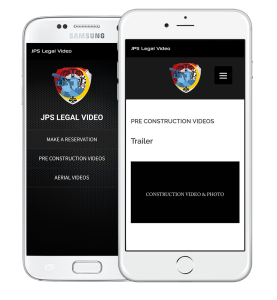 JPS Legal Video App